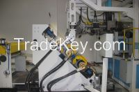 pet sheet extrusion line/ pet extrusion equipment/ pet sheet equipment