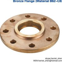 DN50 to DN150 Brass Screwed Flanges Aluminium Bronze Welding Flange