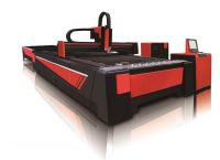 GZ2560T Fiber Laser Cutting Machine with exchange table