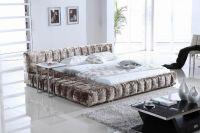 BF033B     latest  modern  fabric bed