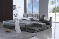 Bedroom Furniture New Design Fabric Bed