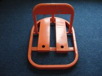 high end Manually operated 'O' type steel Parking lot lock/Barrier