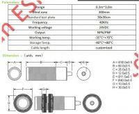 ultansonic level sensor