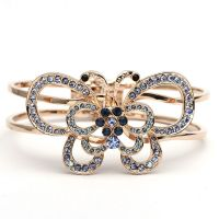 2014Fashion Diamond and Alloy Bracelet women Popular Jewelry and Accesories