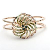 Fashion Diamond and Alloy Bracelet women Popular Jewelry and Accesories