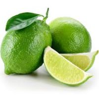 Natural Fresh Green Lemon