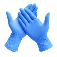 Disposable Gloves Nitrile, Latex Cleaning Food Gloves