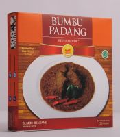 Rendang spice Halal Oigin Indonesia