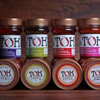 Tok Sambal  Pedas Dried Chili Sauce with Variants Flavor. Origin of Indonesia