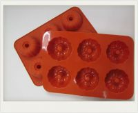 silicone Cake Muffin baking mould