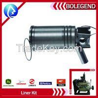 multi cylinder diesel engine spare parts yunnei 4100 cylinder liner kits