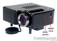 barcomax mini led projector GP5S