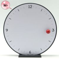 JT-02 Customizable Clock Face Magnetic Digital Clock