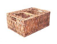 Vietnam crafts Best selling Water Hyacinth Storage Baskets