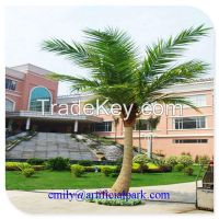 home garden decor outdoor artificial palm tree artificial coconut tree
