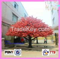 2014 hot sale wedding decor artificial tree, artificial cherry blossom tree