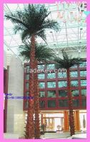 2014 China factory price artificial decorative tree , artificial palm tree