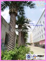 2014 China supplier new product outdoor decorative artificial tree , artificial date palm tree