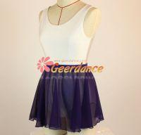 Geerdance Lady chiffon ballet wrap skirt 60x0098