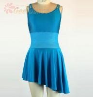 Geerdance Spandex Netting Inlay, Camisole Leotard Skirt, Lady Balletwear 15Y3001