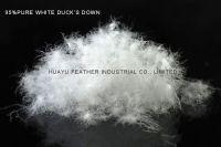 95% Pure White Duck's Down