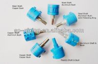 10 turn 3590S wire-wound potentiometers