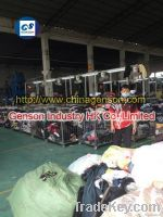 Sorted Used clothes used shoes bags secondhand use apparel clean CHINA