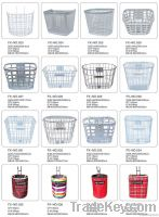 Guangzong Steel Bicycle Basket Accessories