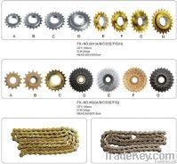Guangzong Steel Bicycle freewheel Accessories