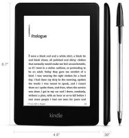 Original&Used Amazon Kindle Paperwhite E-book,Wi-Fi, Paperwhite Display, High Resolution, High Contrast, Next-Gen Built-in Light