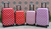 Greatful ABS+PC trolley quality luggages