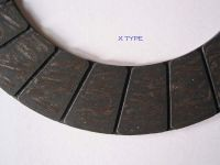Clutch Facing, Rivets, Pads or Butons etc.
