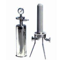 High Temperature Resistance Titanium Rod Filter Cartridge