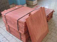 Copper Cathodes Grade A