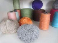 100% wool yarn 26/2 cashmere