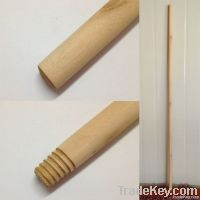 natural wooden handle
