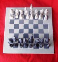 soapstone chess sets