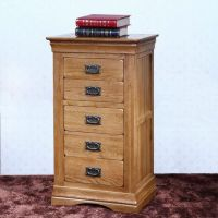 High 5 Drawers Cabinet