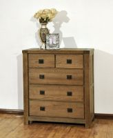 Wide 5 Drawers Cabinet
