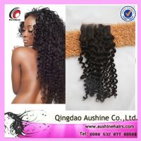 wholesale virgin human hair lacec closure