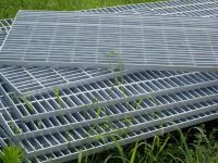 Galvanized Steel Grating From Anping China