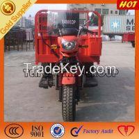 300cc gasoline motorized heavy work cargo trike from China supplier