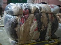 waste nylon fabric (polyester, polyamide)