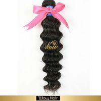 Top Grade Peruvian Deep Wave Virgin Hair
