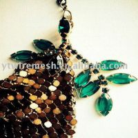 Decorative Colorful Metallic Sequin Cloth