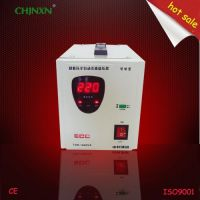 digital display static auto voltage regulator TDR3500-10000VA dest type