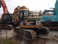 Used Crawler Excavator CAT