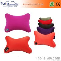 wholesale bone shape car/home/hotel/travel massage pillows