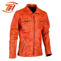 Men's Leather Fashion Jackets