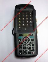 UHF Rugged Handheld with barcode scanner